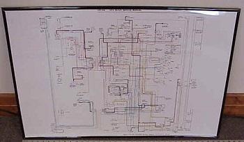 Wiring Diagram - 1970, 71, 72 - Stage One Restoration