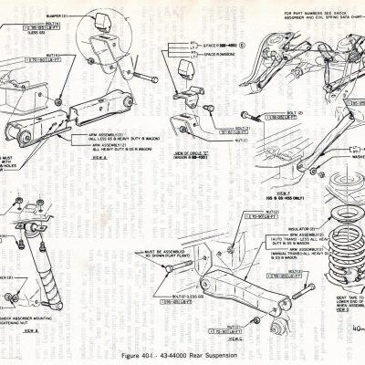 Rear Suspension Details